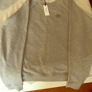 Versace Collection Gray Sweater (Medium)
